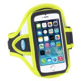 Tune Belt Sport Armband for iPhone 5 / 5S / 5C Reflective Yellow AB87RY